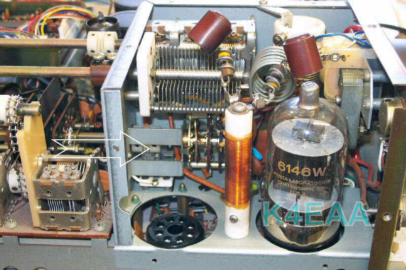 repair examples rh k4eaa com Kenwood TS- 820S Tubes kenwood ts-820s owners manual