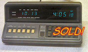 HC-10 Clock