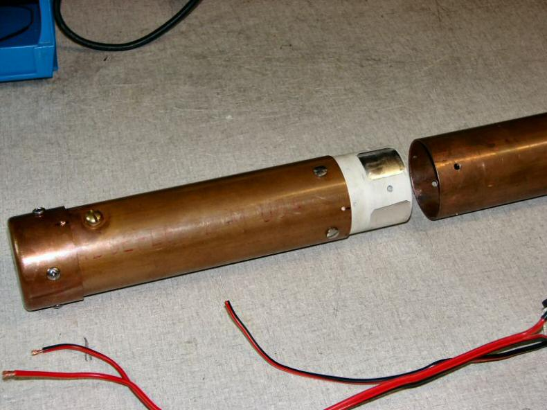 Screwdriver Hf Antenna
